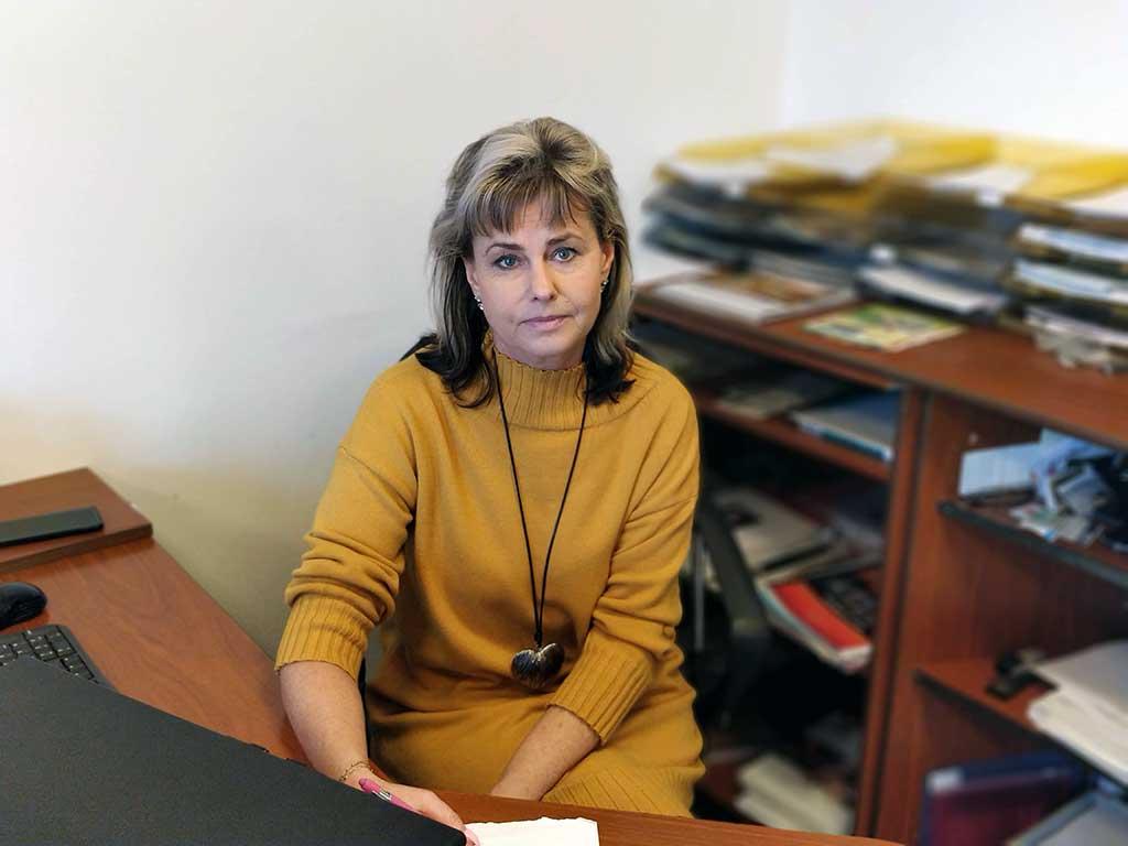 Dana Klimovičová