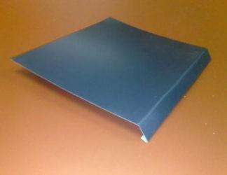 Okapnice - rozvinutá šíře 250 mm / 2 m délka - kusový prodej