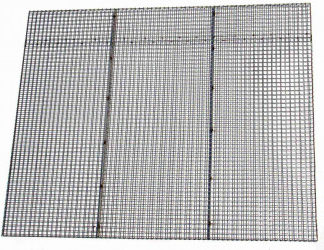 Náhradní nerezový rošt pro Jumbo 700 x 820 mm - pro poslední komoru