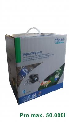 Oase AquaOxy 4800 CWS vzduchovací kompresor