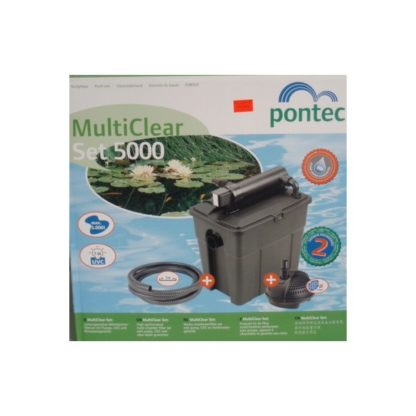 MultiClear Set 5000 - Pontec
