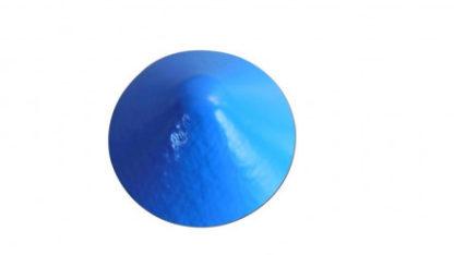 Kužel DR10 FOL804 B9114 (modrý) průměr 120 mm