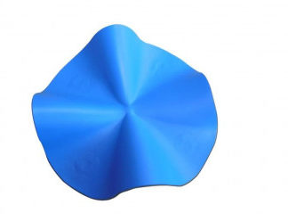 Vlnovec DR11 FOL804 B9113 (modrý) průměr 160 mm