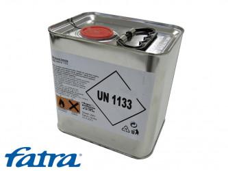 Fóliová zálivka Z-01 střešní šedá - balení 2,5 l