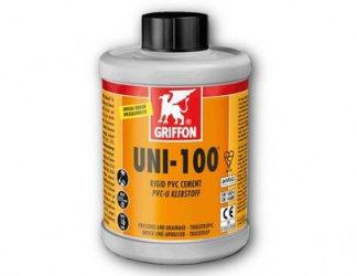 Lepidlo Griffon na PVC 1000 g se štětcem
