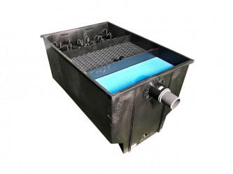 Tříkomorový filtr C-12, 330 l